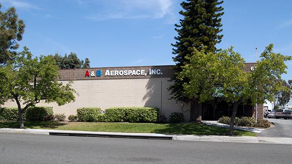 A&B Aerospace Building