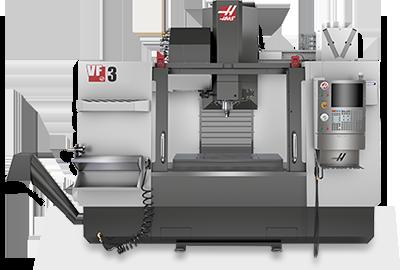 Haas VF-3 CNC Mill